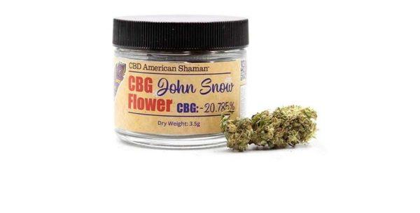 CBG John Snow Flower