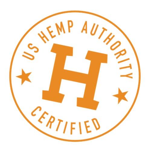 US Hemp Authority Certificate